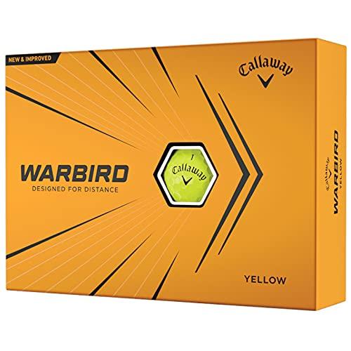 2021 キャロウェイ ウォーバード WARBIRD 1ダース (12球入り) ゴルフボール US仕様
