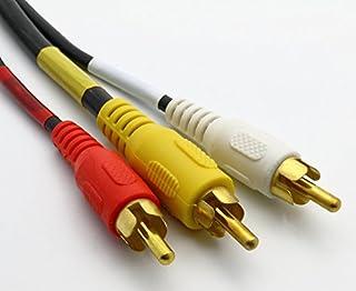 عروض RiteAV RCA Audio Video Cable (6 قدم)