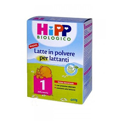 latte Hipp 1 da 600 grammi