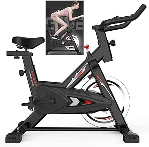 Aocean Almohada Cubierta Spinning Bicycle Interior Deporte Ejercicio Bicicleta Multifunción Equipo de Aptitud MANDARIO Ajustable para EL Entrenamiento del HOGAR MUSLE DE MUSLE Sport Bici CAPACID