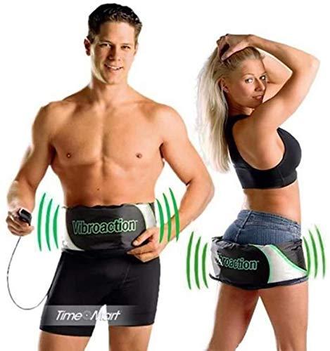 FANQIE Vibroaction Massagegürtel, Vibro-Form, Geeignet Für Bauch, Beine, Oberschenkel