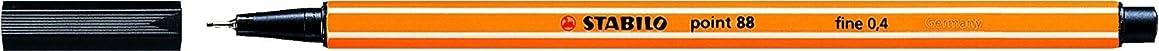 5Set X Stabilo Point 88-46 Black