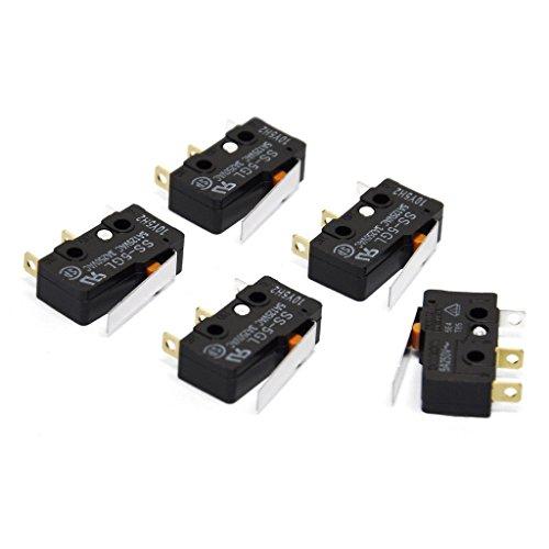 ARCELI Finecorsa SS-5GL 5A Micro Interruttore a scatto rapido per stampante 3D (confezione da 5 pezzi) AE1053