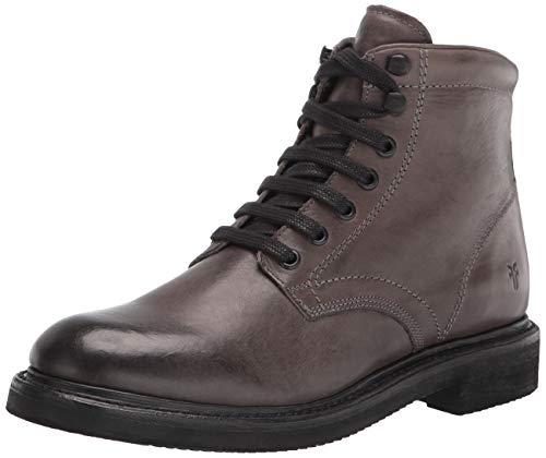 Frye Men's Gordon Lace Up Ankle Boot, Grey, 9