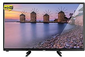 Mega ME40 40 Inch LED FHD Standard TV with Remote Control - Black