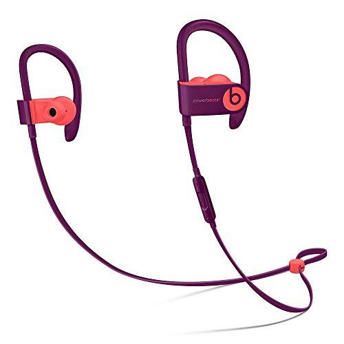Beats Powerbeats3 Wireless Pop Collection in Ear Headphones (Pop Magenta) (Renewed)