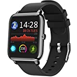 IDEALROYAL Smartwatch, P22 Reloj Inteligente Impermeable con Monitor de...