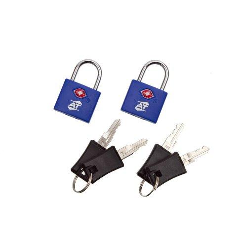 American Tourister Black Luggage Lock (Z19 (0) 09 004)
