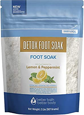 BBBB Detox Foot Soak