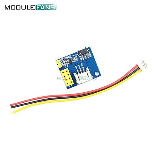 ESP8266 ESP-01 ESP-01S RGB LED-Controller-Adapter-Modul DIY DC 5V für Arduino IDE WS2812 Light Bar Ring Board mit Stecker