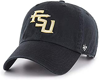 '47 NCAA Mens Clean Up Adjustable Hat
