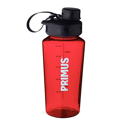 Primus TrailBottle Tritan Trinkflasche - 600 ml (Rot)