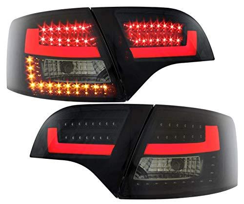 Heckleuchten RA16LABSY Litec LED Rückleuchten schwarz Laufblinker dynamisch