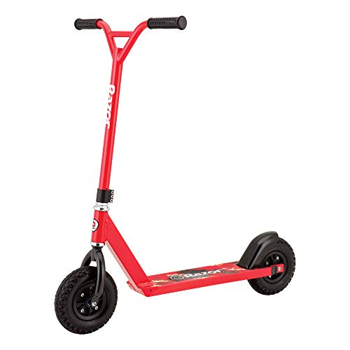 Razor Pro RDS Dirt Scooter - Red