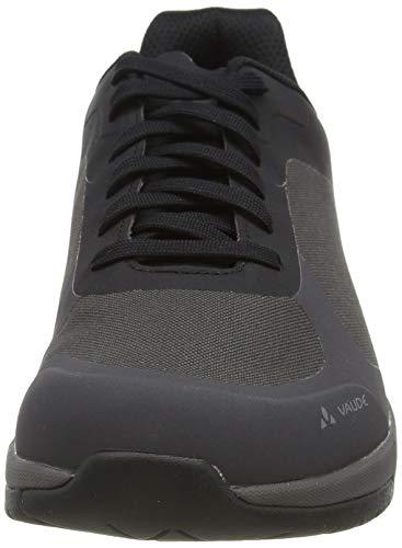 VAUDE Unisex-Erwachsene TVL Asfalt Tech DUALFLEX Sneaker, Black, 36 EU - 3