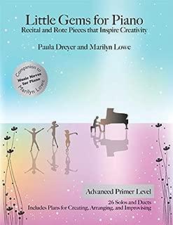 Best piano recital pieces advanced Reviews
