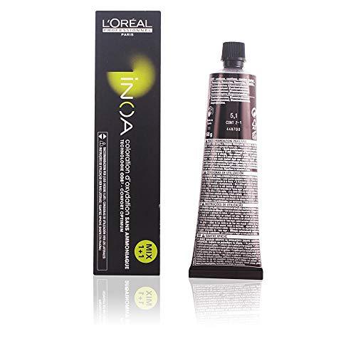 L'Oréal Professionnel INOA Coloración, Tono 5.1-60 gr