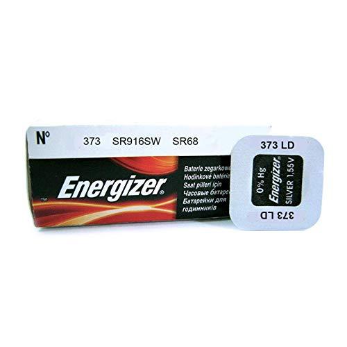 Energizer Batterie, Knopfzelle 373, SR 916 SW