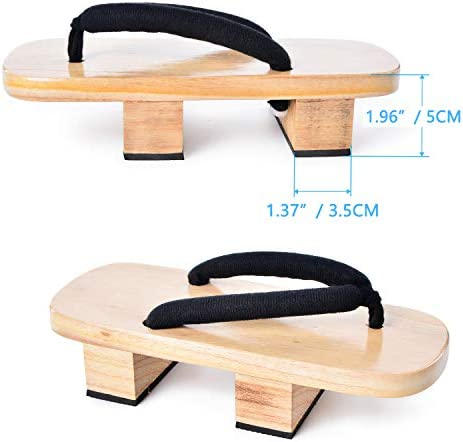 Chinese wooden sandals _image0