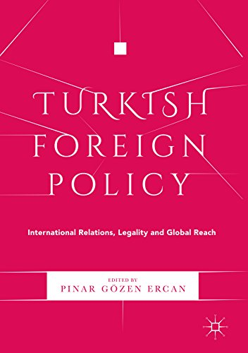 Turkish Foreign Policy: International Relations, Legality and Global Reach (English Edition)