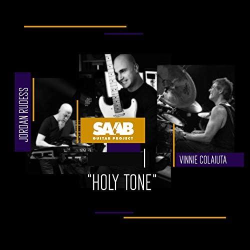 Saab Guitar Project feat. Jordan Rudess & ヴィニー・カリウタ