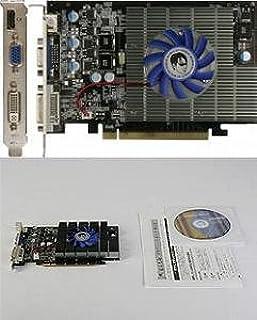 玄人志向 グラフィックボード nVIDIA GeForce GT220 512MB GDDR3 PCI-E RGB DVI HDMI GF-GT220-E512HD/D3