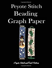 Peyote Stitch Beading Graph Paper Peyote Stitch And Grid Pattern: Beading Grid Paper For Small Projects