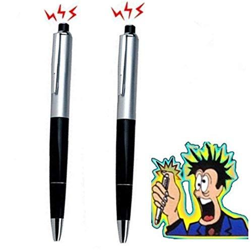 Bontand 2st Schockierend Stift-spaß-Spielzeug-Witz Zu Freund Elektroschock-Bleistift-Trick-streich-Gag-Gadget Für Schabernack