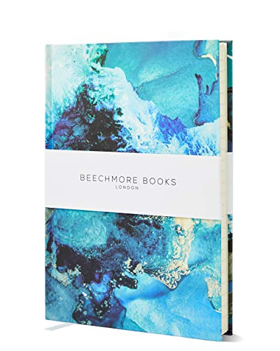 Ruled Notebook - Limited Edition Amber Lamoreaux Journal by Beechmore Books   Large 5.75