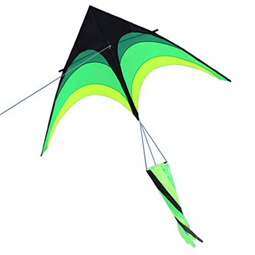 6Wcveuebuc Colorful Life Delta-Drachen für Kinder und Erwachsene, Outdoor-Sport, Unterhaltung, Familie, Urlaub, Eltern-Kind-Aktivitätenbedarf