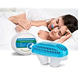 Best Snoring Aids - Anti Snoring Devices, Nose Vent Plugs, Nasal Dilator Review