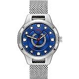 [プーマ] 腕時計 RESET P5005 メンズ 正規輸入品 シルバー