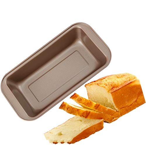 Bread Baking Pan Carbon Steel Nonstick for Toaster Loaf Bread Baking 10 x 5 Inch