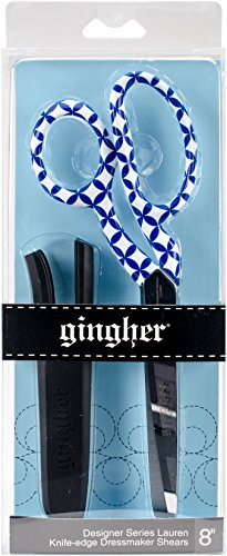 Gingher RH Lauren Designer-Schneiderschere, 20,3 cm