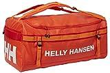 Helly Hansen Classic Duffel Bag Bolsa Deportiva verstil y Duradera, Unisex Adulto, Rojo (Cherry Tomato), XS (30 litros)