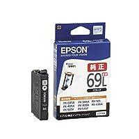 (まとめ) エプソン EPSON インクカートリッジ ブラック 増量 ICBK69L 1個 【×3セット】 AV デジモノ パソコン 周辺機器 インク インクカートリッジ トナー インク カートリッジ エプソン(EPSON)用 [並行輸入品]