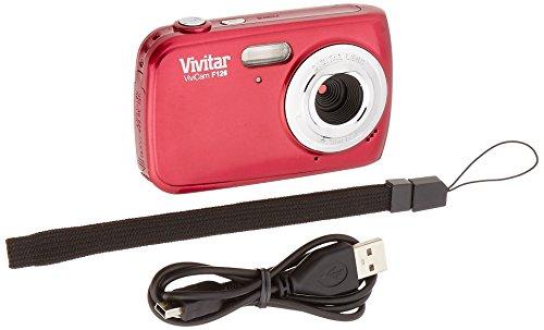 Vivitar Vivicam F126 - Cámara de Fotos Digital de 14 Mpx