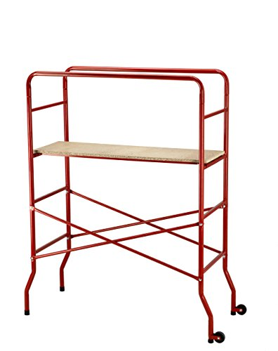GARDEN FRIEND Trabattello per uso domestico e bricolage, Portata max. 100 kg