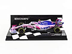 Minichamps Highly Detailed Type: Ready-made Collectible miniature car highly detailed, assembled and painted Manufacturer: Minichamps