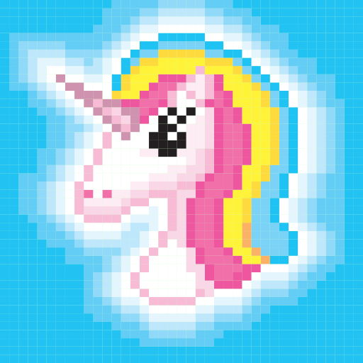 Pixel Art - Color By Number! Colori…