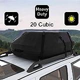 20 Cubic Car Cargo Roof Bag -...