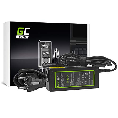 GC PRO Netzteil für Fujitsu-Siemens Amilo A1650G A1655G A1667G L1300G L1310G Laptop Ladegerät inkl. Stromkabel (20V 3.25A 65W)