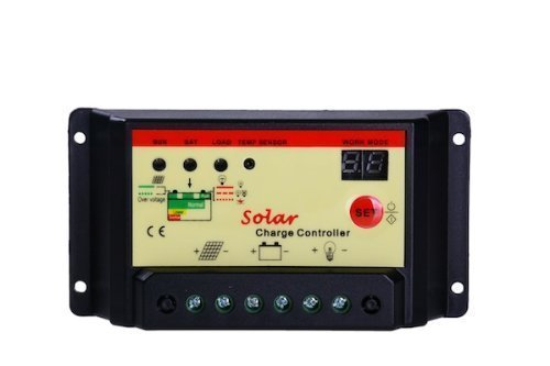 Read About Renogy 10 Amp PWM Solar Charge Controller