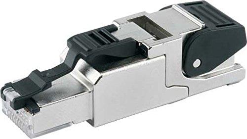 Telegärtner RJ45-Steckverbinder MFP8 T568 A ISO/IEC Cat.6A (6, Stecker)