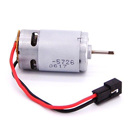 Zerospace Keliwow 390 Class Brushed Electric Engine RC Motor 28000rmp High Speed for Rc Car for 1 12 Scale Car