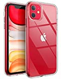 YOUMAKER Compatible with iPhone 11 Case, Clear iPhone 11 Cases...