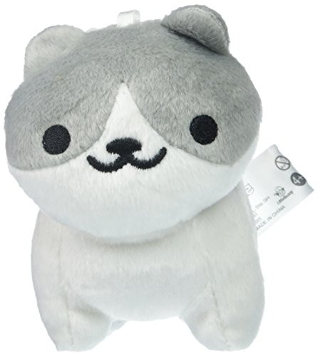 Little Buddy Neko Atsume Rascal Plush,, 6""
