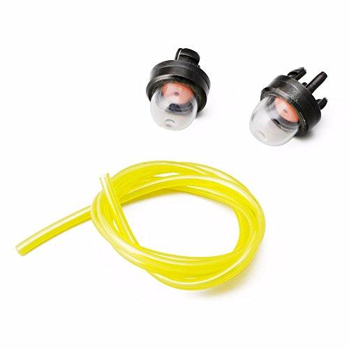 NIEUWE kettingzagen Trimmer Primer Lampen Brandstof Gas Lijn Slang 2mm 3.5mm APR07_17