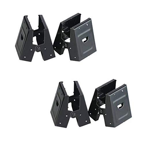 FULTON Corporation 400SHB Steel Sawhorse Bracket, 2 Pack (Total 4 Count)