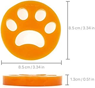HUICHEN Pet Hair Remover for Laundry Non-Toxic Reusable with Remove Hair From Dogs and Cats on Clothes In The Washing Mach...